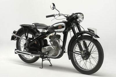 Suzuki Colleda 1954