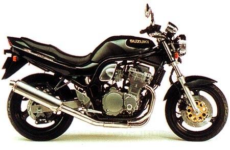 Suzuki Bandit 600 1995